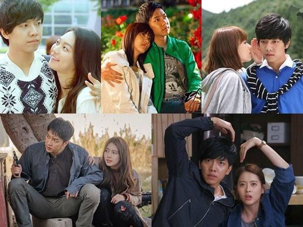 5 Aktris yang Pernah Jadi Lawan Main Lee Seung Gi