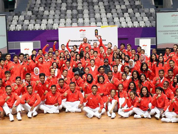 Pemprov DKI Siapkan Bonus Atlet Asal Jakarta yang Berprestasi di Asian Games 2018