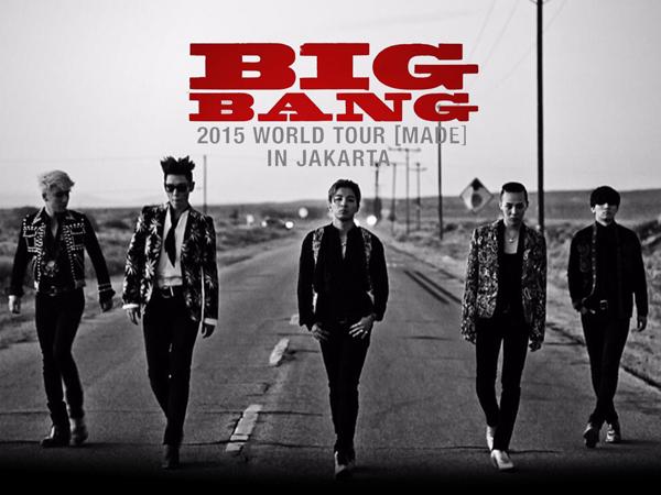 Big Bang Akan Nyanyikan Lagu Baru Pada Konsernya di Indonesia?
