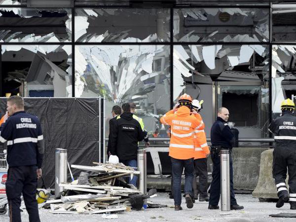 Polisi Belgia Berhasil Tangkap Pelaku Ketiga Teror Bom Brussels