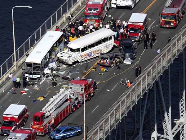 Mahasiswa Asal Indonesia Jadi Korban Tewas Kecelakaan Bus di Seattle