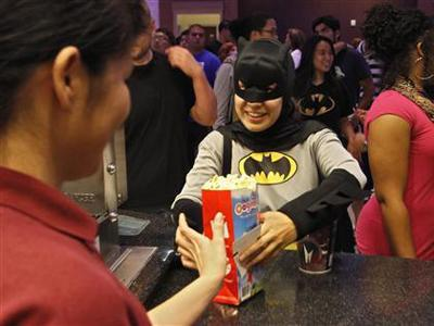 Peristiwa Berdarah di Pemutaran Perdana The Dark Knight Rises di Colorado