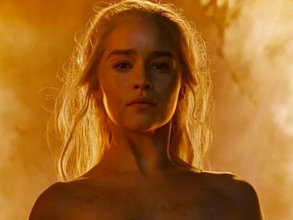Cerita Emilia Clarke Dipaksa Beradegan Telanjang di 'Game of Thrones'