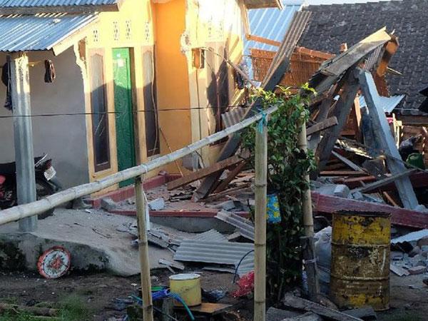 Detail Gempa Susulan Guncang NTB yang Telah Terjadi Dua Ratusan Kali