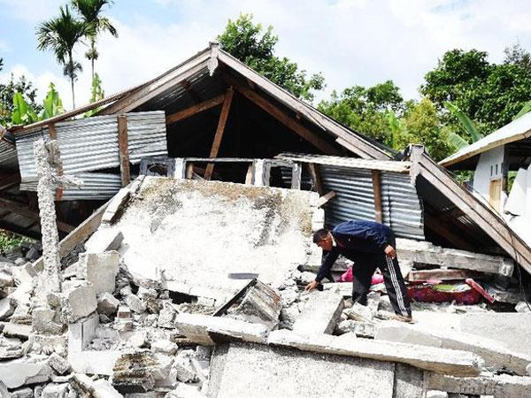 Penjelasan Di Balik Gempa Lombok yang Mendapat Titel 'Fenomena Luar Biasa'