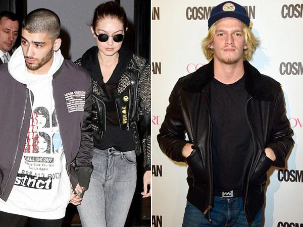 Gigi Hadid Pacari Zayn Malik, Ini Reaksi Cody Simpson