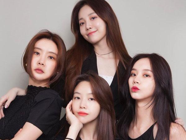 Momen Girl's Day Rayakan Anniversary Debut ke-10 yang Bikin Kangen