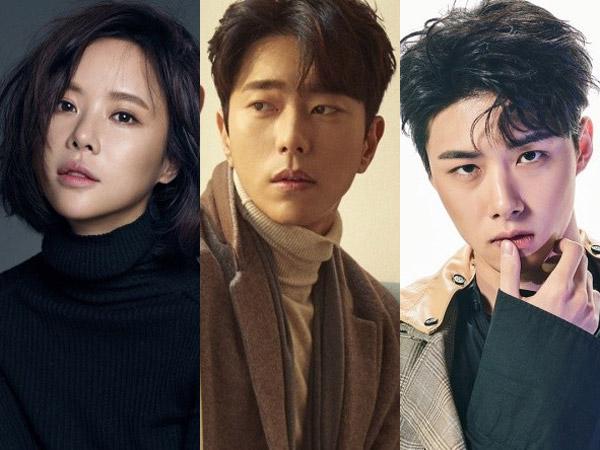 Hwang Jung Eum, Yoon Hyun Min, dan Seo Ji Hoon Dikonfirmasi Bintangi Drama Baru KBS