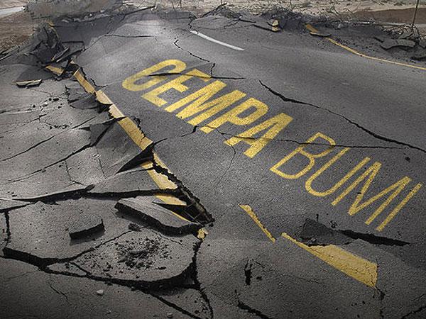 Lombok Kembali Diguncang Gempa, Berkekuatan 5 SR