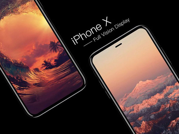 Desain Final Bocor, iPhone 8 Tampilkan Layar Full Display Tanpa Home Button