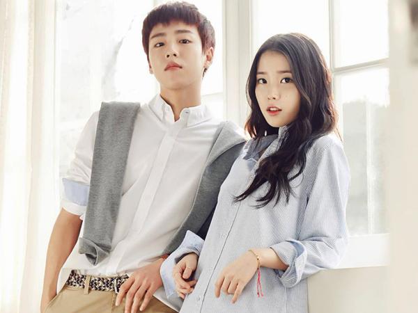 Kembali Bertemu dalam Pemotretan, IU dan Lee Hyun Woo Jelaskan Rumor Pacaran Mereka