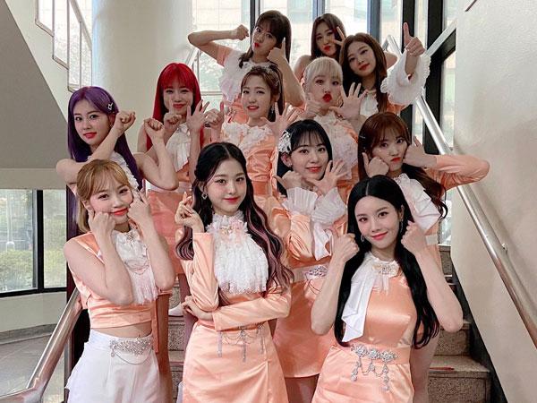 IZ*ONE Kembali Catat Rekor Penjualan Album untuk Girl Group