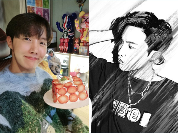 J-Hope Sebut Perubahan BTS Saat Merayakan Ulang Tahun Member