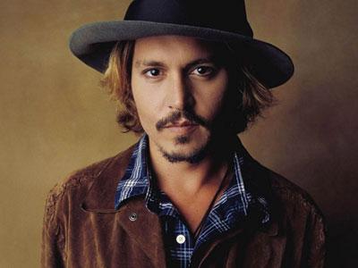 Johnny Depp Adalah Pejuang Native Amerika Untuk 'The Lone Ranger'