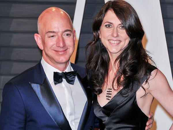 Cerai dari Bos Amazon, MacKenzie Bezos Bisa Jadi Wanita Terkaya Sejagat dengan Ribuan Triliun!