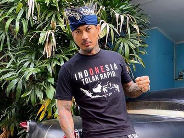 Ikut Aksi Bali Tolak Tes Covid-19, Jerinx SID: Tak Ada Hukum yang Saya Langgar