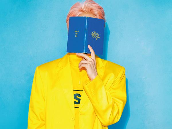 Rilis Teaser Pertama, Jonghyun SHINee Ungkap Detail Perilisan Album Solonya!