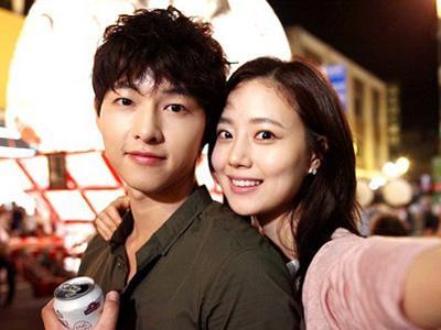 Apa Pendapat Moon Chae Won Tentang Akting Song Joongki?