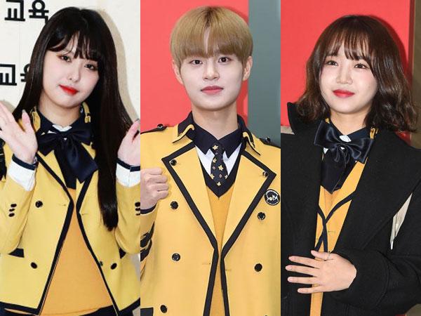 Lee Dae Hwi, Yoojung Weki Meki, dan Sederet Idola K-Pop Ini Resmi Lulus dari SOPA