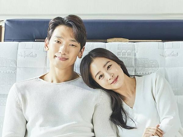 Kim Tae Hee Ungkap Reaksi Rain yang Tolak Nonton Drama Hi Bye, Mama