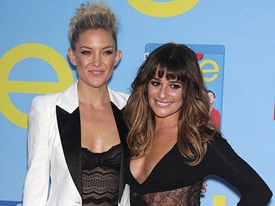 """Lea Michele: """"Kate Hudson Banyak Membantuku Saat Cory Meninggal"""""""