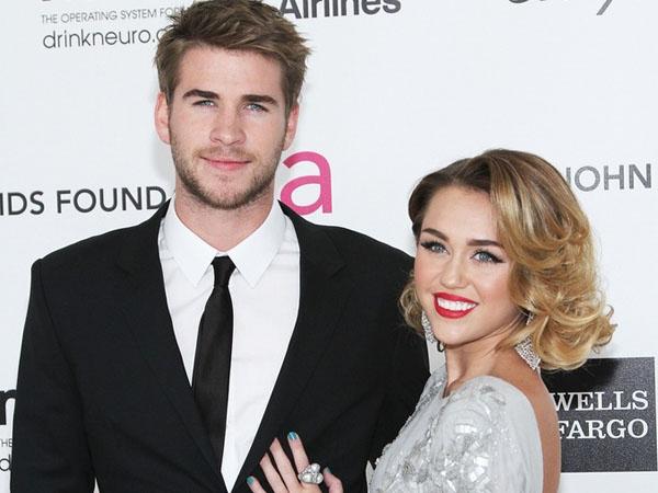 Miley Cyrus dan Liam Hemsworth Telah Menikah Diam-diam?