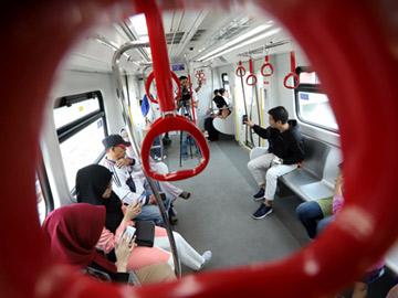 Ketahui Dulu Yuk Syarat dan Fakta Hasil Uji Coba Gratis LRT Jakarta