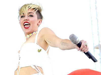 Miley Cyrus Nggak Mau Cari Keuntungan Di Bangerz Tour 2014?