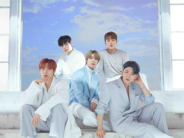 Album MONSTA X 'Wish on The Same Sky' Raih Peringkat Ke-2 di Chart Oricon Jepang