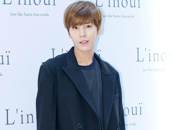 Diam-diam, Aktor No Min Woo Sudah Mendaftar Wajib Militer Oktober Lalu!