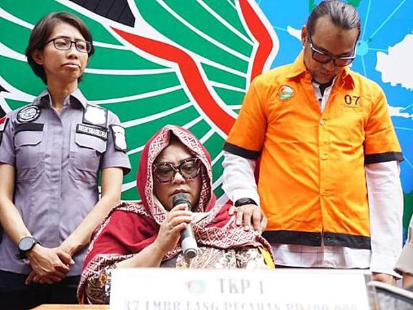 Kasus Narkoba, Nunung dan Suami Direkomendasikan untuk Rehabilitasi