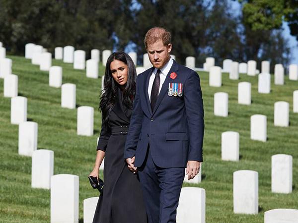 Permintaan Khusus Ditolak, Pangeran Harry-Meghan Markle Peringati Hari Bersejarah Inggris di LA