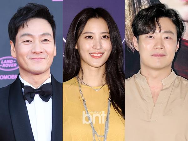 Park Hae Soo, Lee Hee Joon, dan Claudia Kim Main Drama Korea Blockbuster Bergenre Misteri