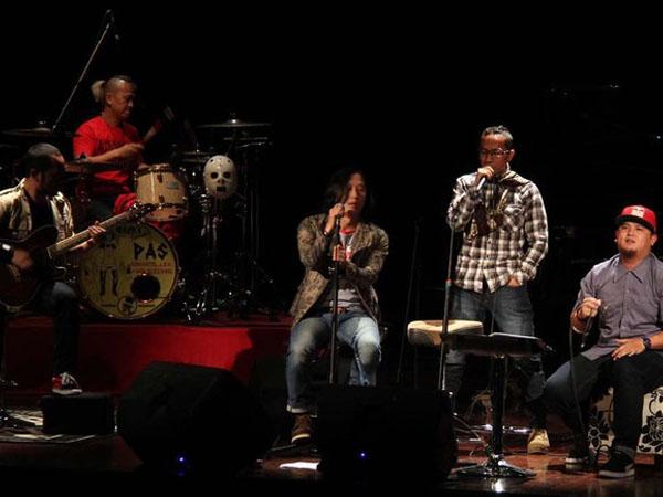 Lagu 'Kesepian Kita' Garapan Pas Band Sempat Gagalkan Orang Bunuh Diri