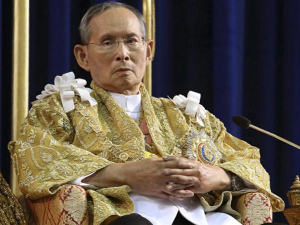 Dirawat, Ada Penumpukan Air Di Otak Raja Thailand