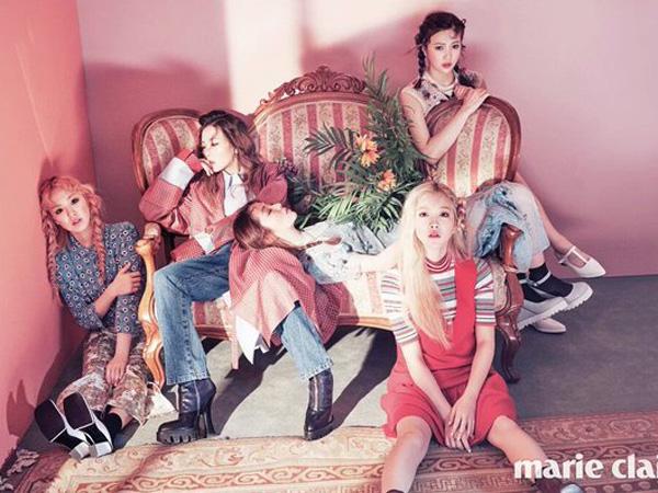 Red Velvet Ungkap Siapa Member yang Paling Populer di Kalangan Fans Pria