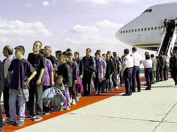 Wah, Ternyata Ada 4 Ribu Lebih Pengungsi Indonesia di Amerika Serikat!