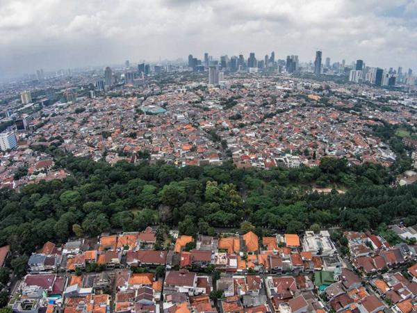 Jakarta Perlu 100 Tahun Lebih untuk Miliki Ruang Terbuka Hijau Sesuai Target
