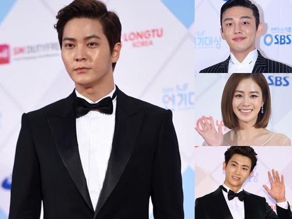Tutup Tahun, 'SBS Drama Awards' Juga Hasilkan Sederet Pemenang Di Tahun 2015