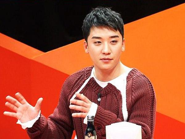 Seungri Rela Pindah Agensi dari YG ke SM Entertainment Asal Satu Syarat Ini Terwujud