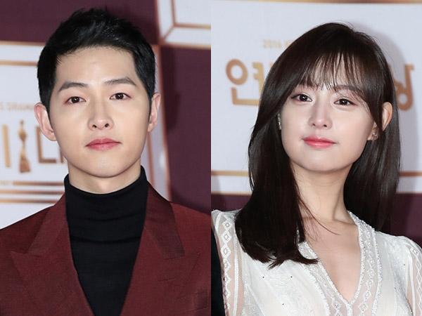 Fix Reuni, Ini Detil Karakter Song Joong Ki dan Kim Ji Won di Drama Terbaru 'Asadal Chronicle'