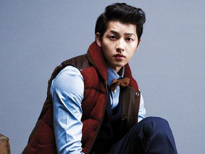 Song Joong Ki Bantah Akan Wajib Militer Agustus 2013 Nanti