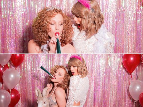 Serunya Taylor Swift Berikan Kejutan Ulang Tahun Untuk Sahabatnya Sejak SMA!