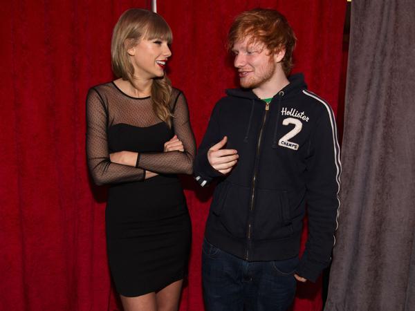 Wah, Taylor Swift akan Duet dengan Ed Sheeran Lagi di Album '1989'?