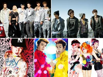 Inilah 5 'Side Project' Para Idola K-Pop Asuhan SM Entertainment