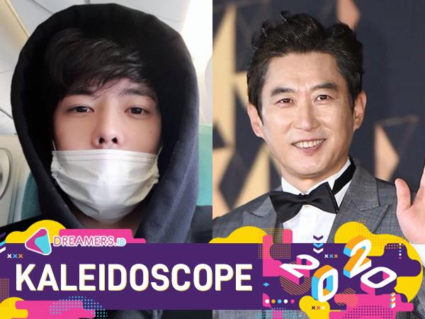 Aktor Hingga Sutradara Korea Positif COVID-19 di Tahun 2020, Ada yang Meninggal