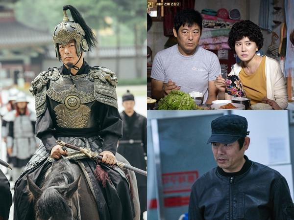 5 Drama Populer Sung Dong Il, Bapaknya Drama Korea