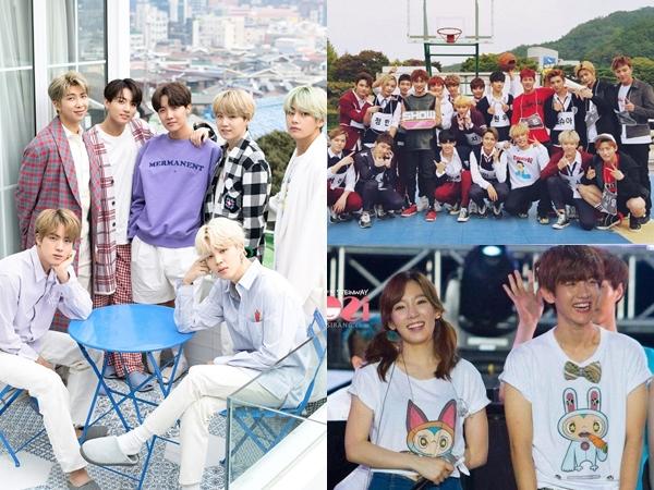 8 Kolaborasi Idol K-Pop yang Ditunggu oleh Penggemar