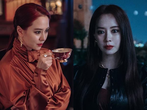 Song Ji Hyo Tampilkan Aura Penyihir Modern di Drama 'The Witch's Dinner'