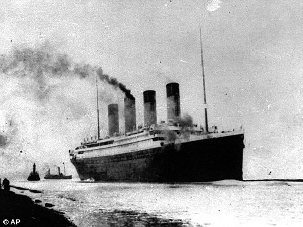 Wow! Menu Makan Siang Terakhir di Kapal Titanic Dilelang Hingga 984 Juta Rupiah